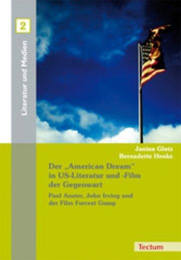 eBook Der 'American Dream' in US-Literatur und -Film der Gegenwart Cover