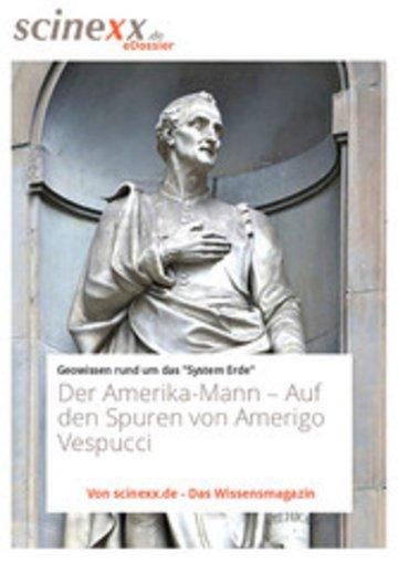 eBook Der Amerika-Mann Cover