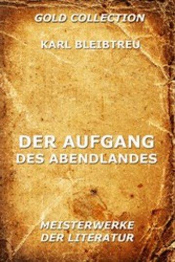 eBook Der Aufgang des Abendlandes Cover