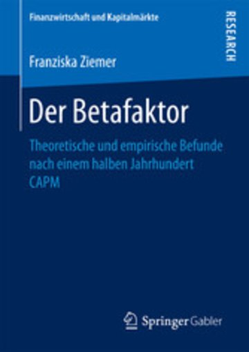 eBook Der Betafaktor Cover
