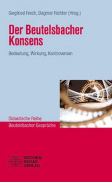 eBook Der Beutelsbacher Konsens Cover
