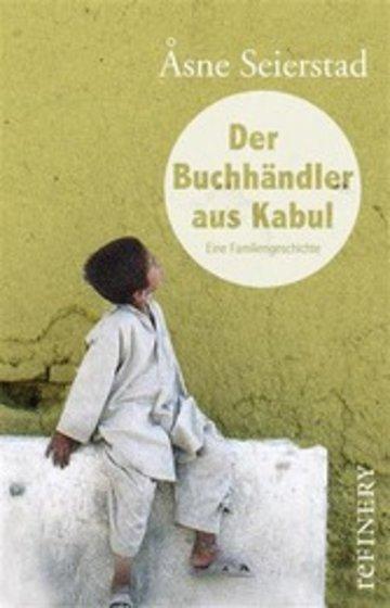 eBook Der Buchhändler aus Kabul Cover
