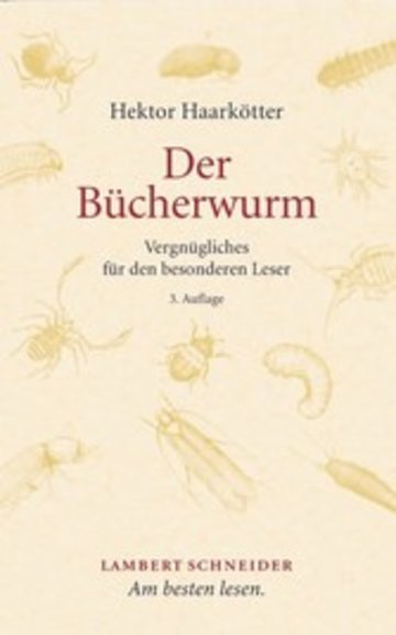 eBook Der Bücherwurm Cover