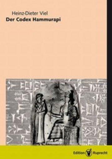 eBook Der Codex Hammurapi Cover