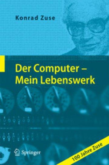 eBook Der Computer - Mein Lebenswerk Cover