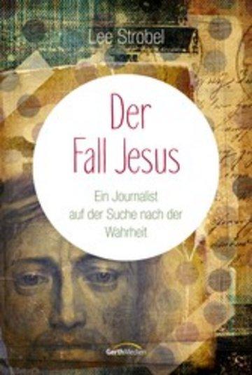eBook Der Fall Jesus Cover