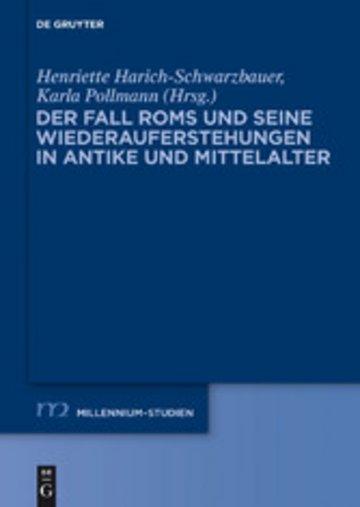eBook Der Fall Roms und seine Wiederauferstehungen in Antike und Mittelalter Cover