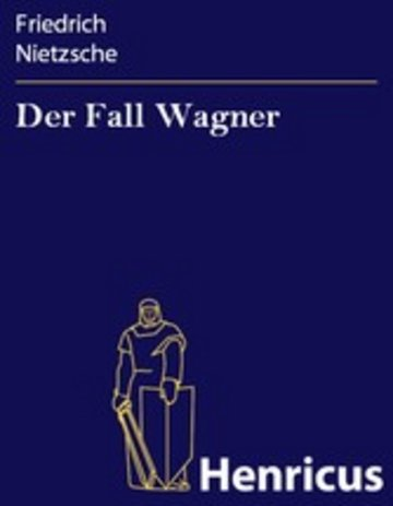 eBook Der Fall Wagner Cover