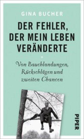 eBook Der Fehler, der mein Leben veränderte Cover
