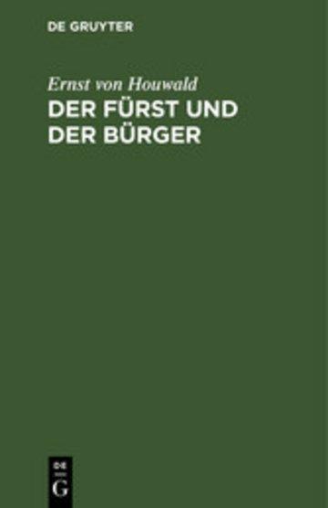 eBook Der Fürst und der Bürger Cover