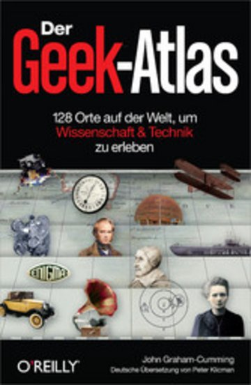 eBook Der Geek-Atlas Cover