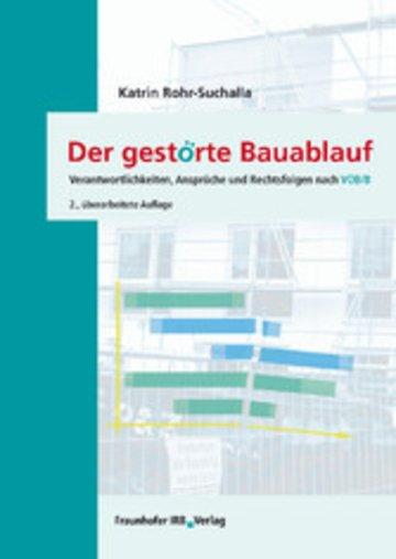 eBook Der gestörte Bauablauf Cover