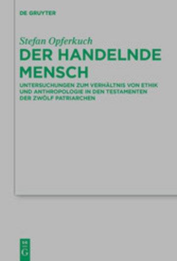 eBook Der handelnde Mensch Cover