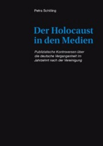 eBook Der Holocaust in den Medien Cover