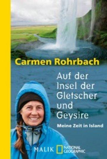 eBook Auf der Insel der Gletscher und Geysire Cover
