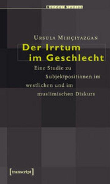 eBook Der Irrtum im Geschlecht Cover
