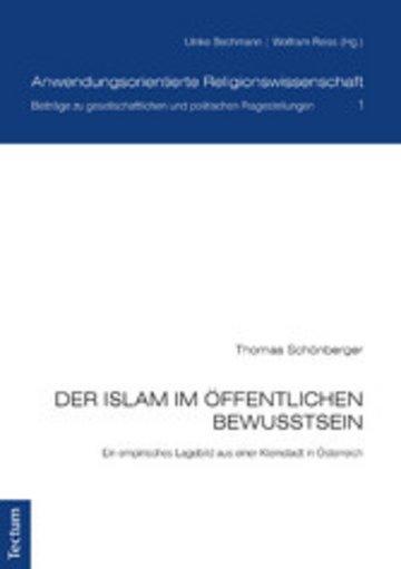 eBook Der Islam im öffentlichen Bewusstsein Cover