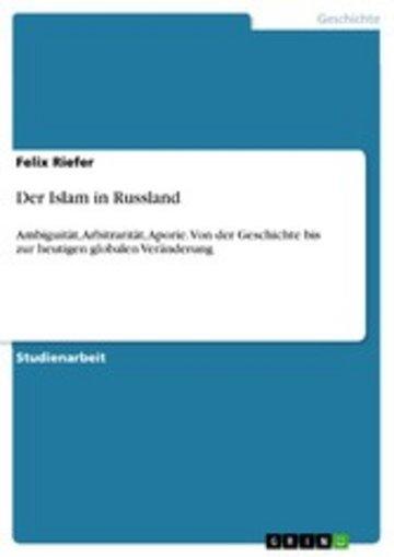 eBook Der Islam in Russland Cover
