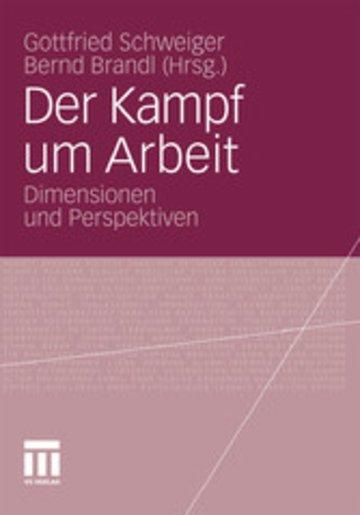 eBook Der Kampf um Arbeit Cover