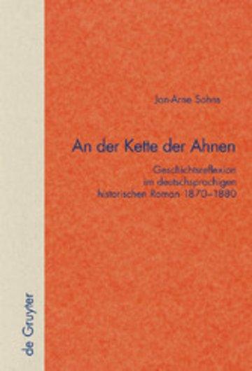 eBook An der Kette der Ahnen Cover