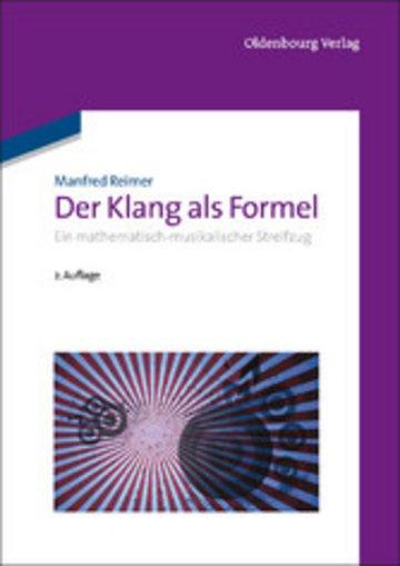 eBook Der Klang als Formel Cover
