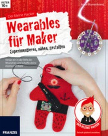 eBook Der kleine Hacker: Wearables für Maker Cover