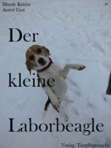 eBook Der kleine Laborbeagle Cover