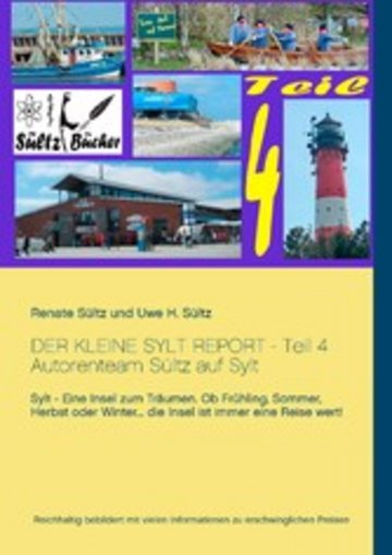 eBook Der kleine Sylt Report - Teil 4 Cover