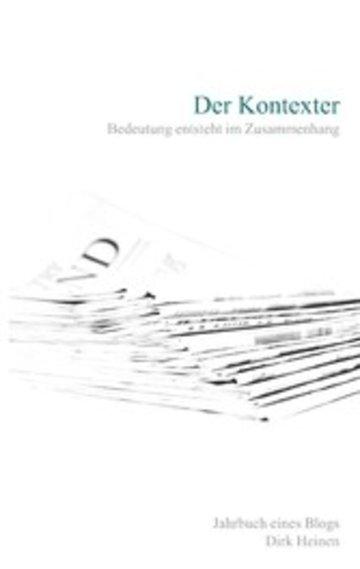 eBook Der Kontexter Cover
