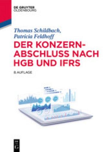 eBook Der Konzernabschluss nach HGB und IFRS Cover