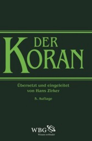 eBook Der Koran Cover