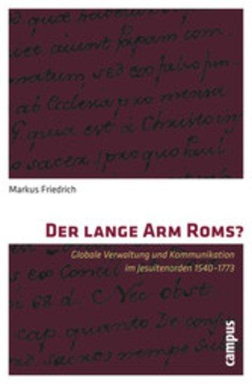 eBook Der lange Arm Roms? Cover