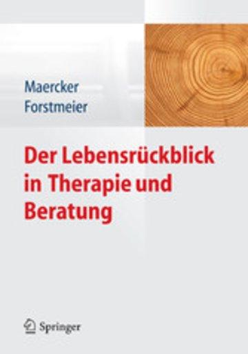 eBook Der Lebensrückblick in Therapie und Beratung Cover