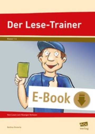 eBook Der Lese-Trainer Cover
