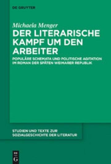 eBook Der literarische Kampf um den Arbeiter Cover