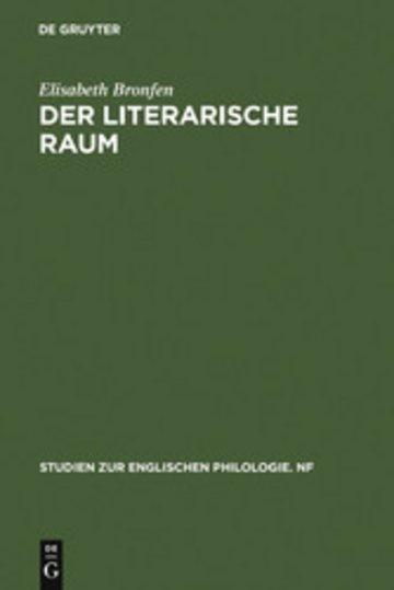 eBook Der literarische Raum Cover