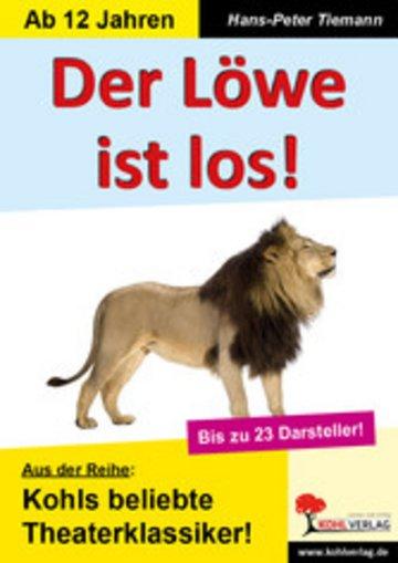 eBook Der Löwe ist los Cover