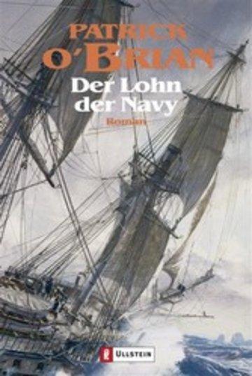 eBook Der Lohn der Navy Cover