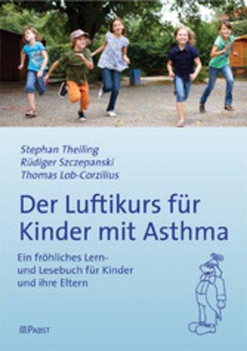 eBook Der Luftikurs für Kinder mit Asthma Cover