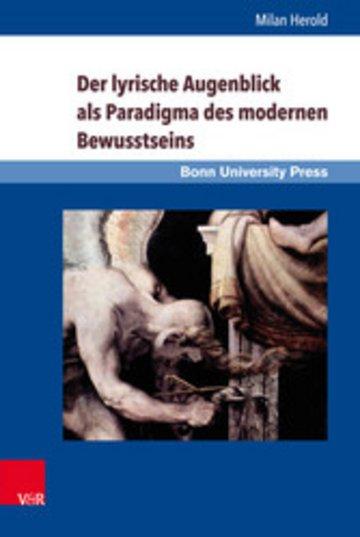 eBook Der lyrische Augenblick als Paradigma des modernen Bewusstseins Cover