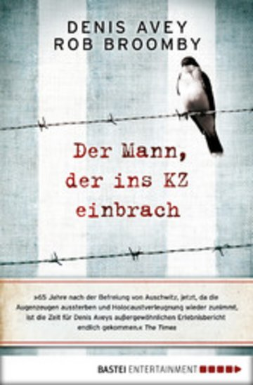 eBook Der Mann, der ins KZ einbrach Cover