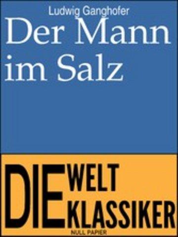 eBook Der Mann im Salz Cover