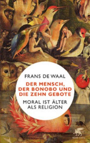 eBook Der Mensch, der Bonobo und die Zehn Gebote Cover