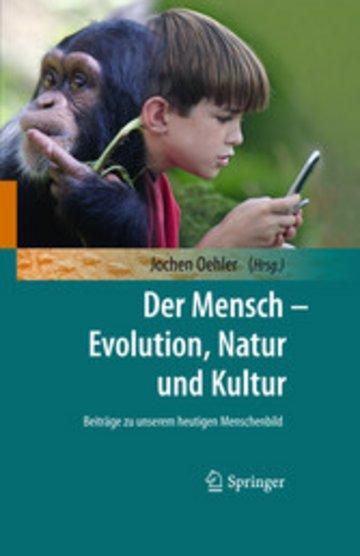 eBook Der Mensch - Evolution, Natur und Kultur Cover