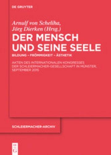 eBook Der Mensch und seine Seele Cover