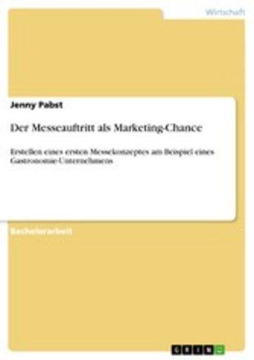 eBook Der Messeauftritt als Marketing-Chance Cover