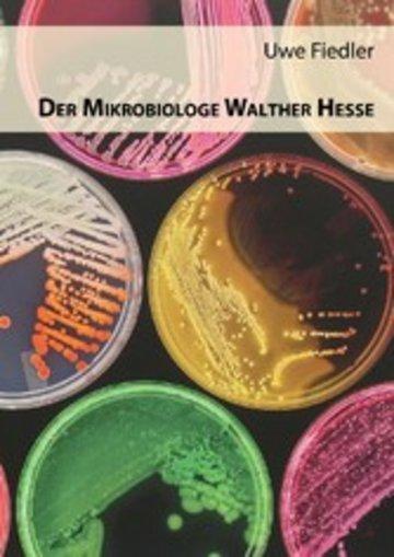 eBook Der Mikrobiologe Walther Hesse Cover