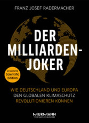 eBook Der Milliarden-Joker - Scientific Edition Cover