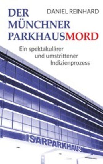 eBook Der Münchner Parkhausmord Cover