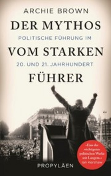 eBook Der Mythos vom starken Führer Cover